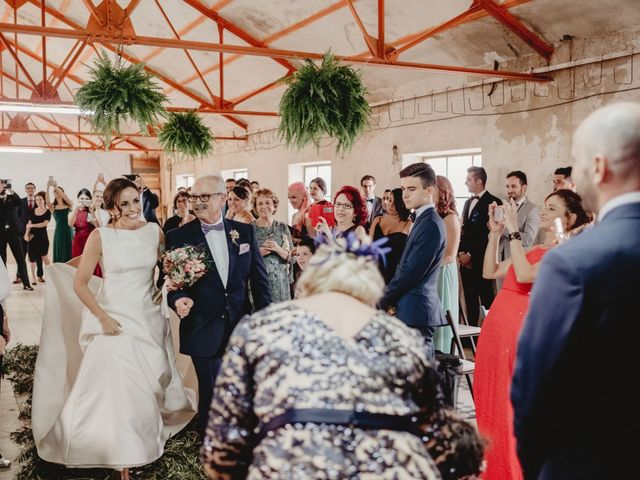 La boda de Javier y Maite en Otero De Herreros, Segovia 46