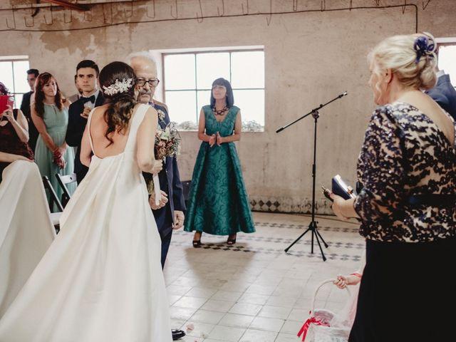 La boda de Javier y Maite en Otero De Herreros, Segovia 47