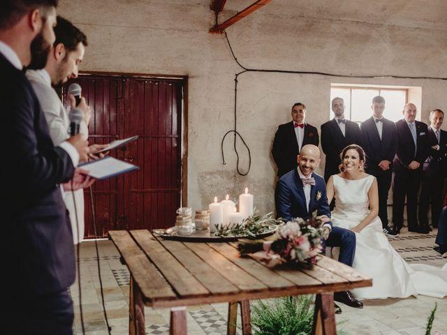 La boda de Javier y Maite en Otero De Herreros, Segovia 49