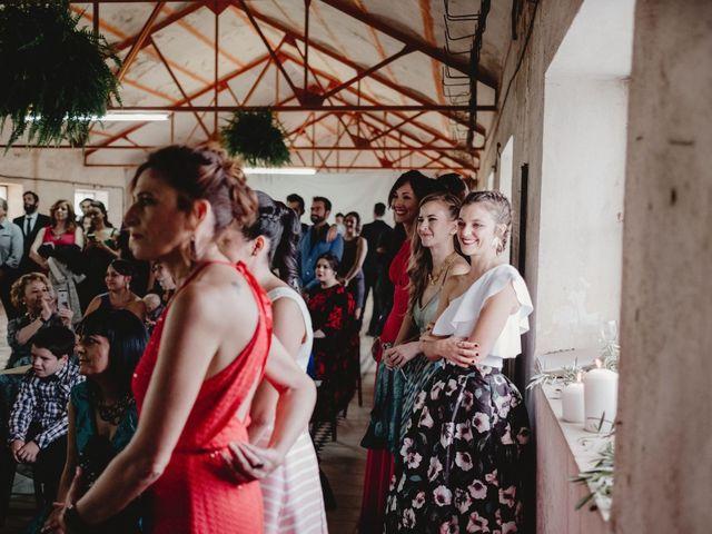 La boda de Javier y Maite en Otero De Herreros, Segovia 50