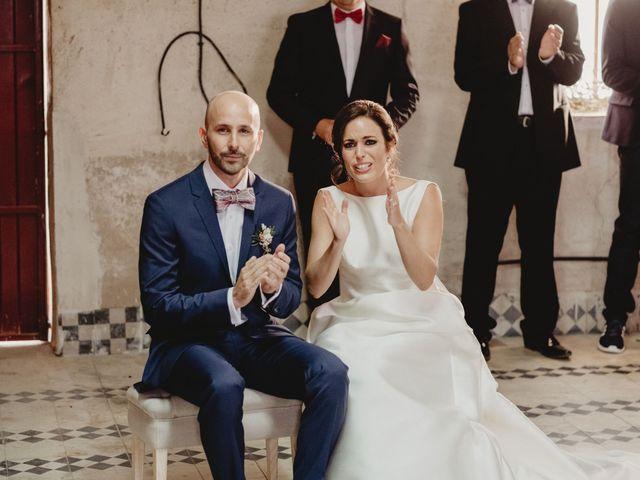 La boda de Javier y Maite en Otero De Herreros, Segovia 54