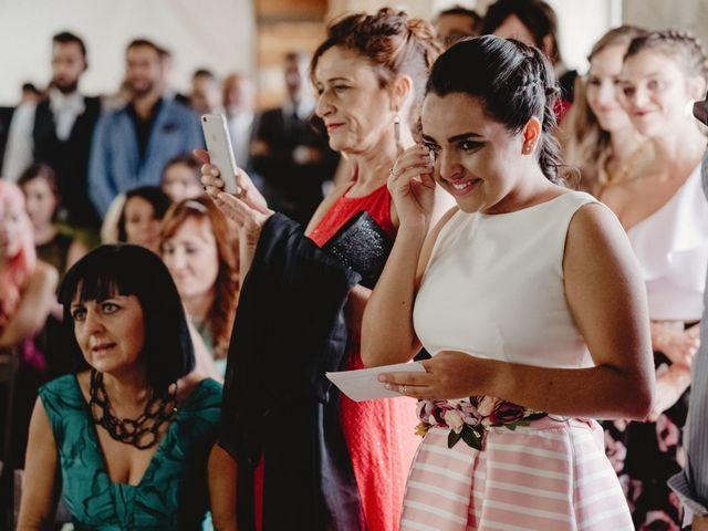 La boda de Javier y Maite en Otero De Herreros, Segovia 56