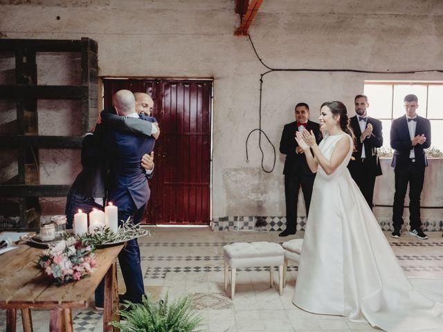 La boda de Javier y Maite en Otero De Herreros, Segovia 59