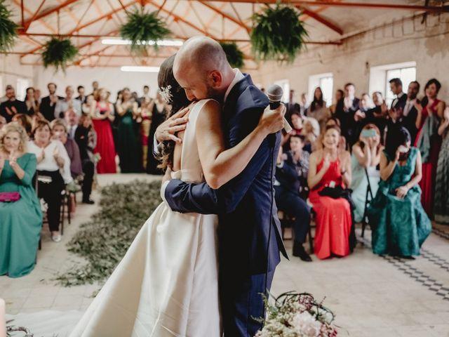 La boda de Javier y Maite en Otero De Herreros, Segovia 65