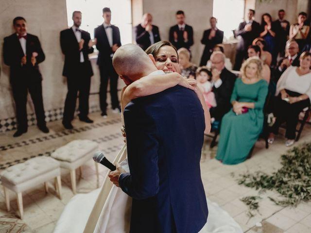 La boda de Javier y Maite en Otero De Herreros, Segovia 67