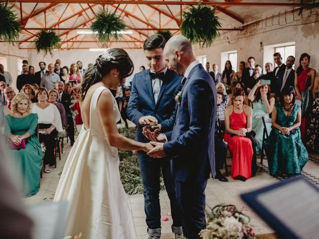 La boda de Javier y Maite en Otero De Herreros, Segovia 69