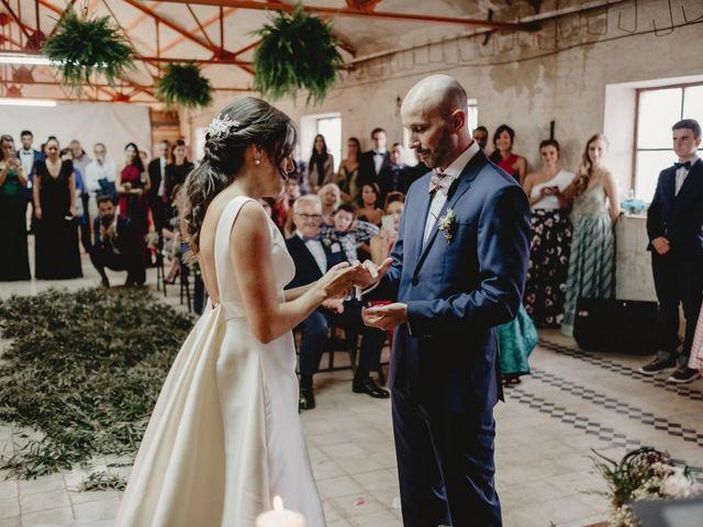 La boda de Javier y Maite en Otero De Herreros, Segovia 70