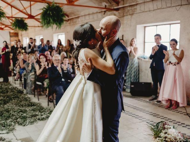 La boda de Javier y Maite en Otero De Herreros, Segovia 71