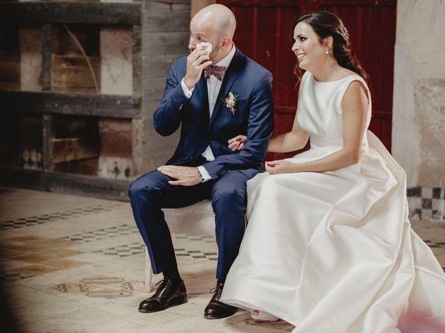 La boda de Javier y Maite en Otero De Herreros, Segovia 72