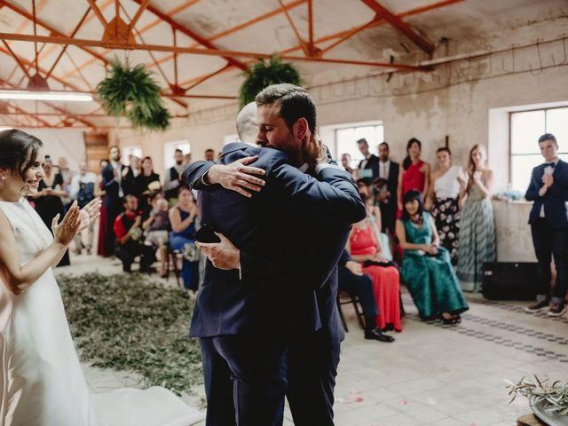 La boda de Javier y Maite en Otero De Herreros, Segovia 74