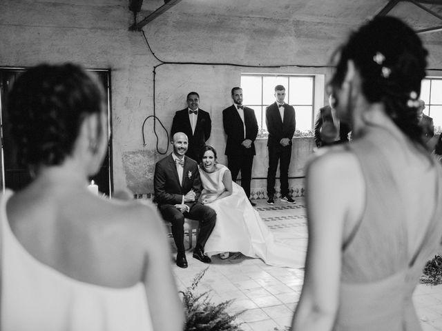 La boda de Javier y Maite en Otero De Herreros, Segovia 77
