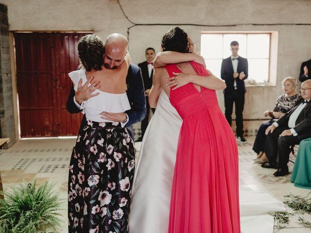 La boda de Javier y Maite en Otero De Herreros, Segovia 78