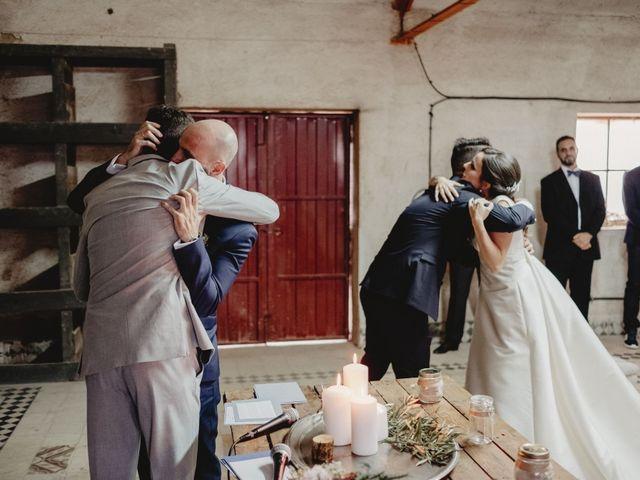 La boda de Javier y Maite en Otero De Herreros, Segovia 79