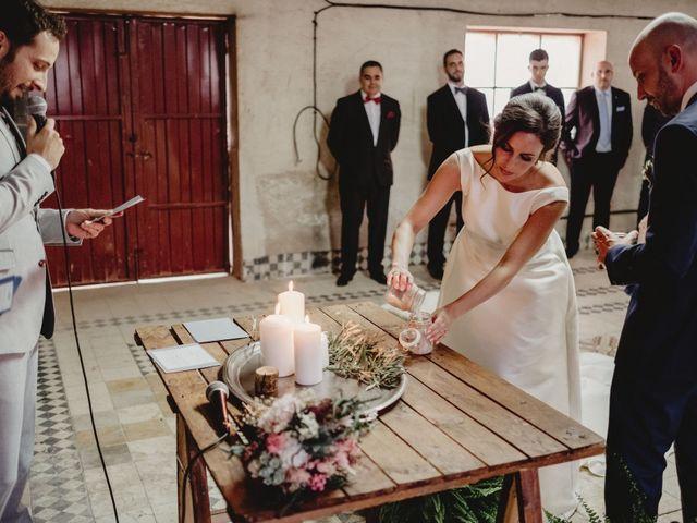 La boda de Javier y Maite en Otero De Herreros, Segovia 80