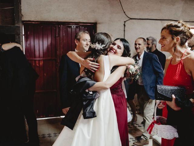 La boda de Javier y Maite en Otero De Herreros, Segovia 84
