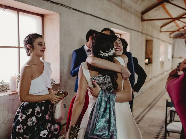 La boda de Javier y Maite en Otero De Herreros, Segovia 85