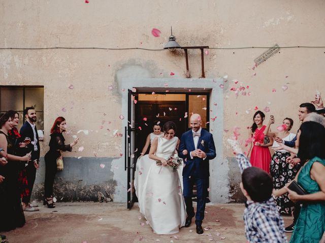 La boda de Javier y Maite en Otero De Herreros, Segovia 87