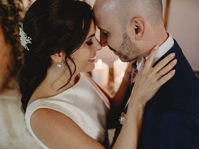 La boda de Javier y Maite en Otero De Herreros, Segovia 1