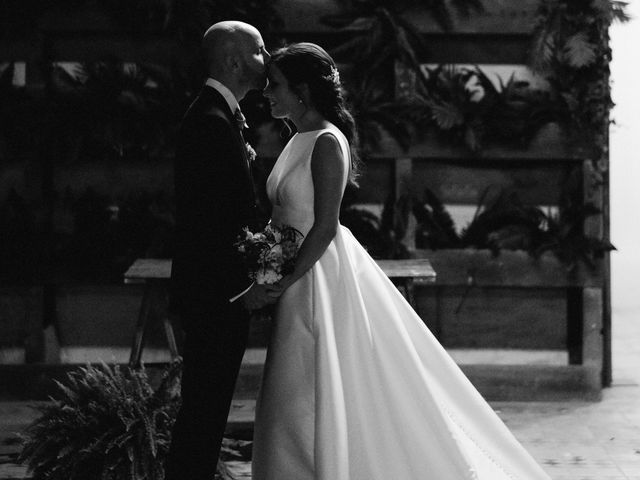 La boda de Javier y Maite en Otero De Herreros, Segovia 99