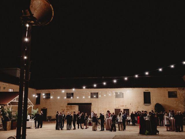 La boda de Javier y Maite en Otero De Herreros, Segovia 105