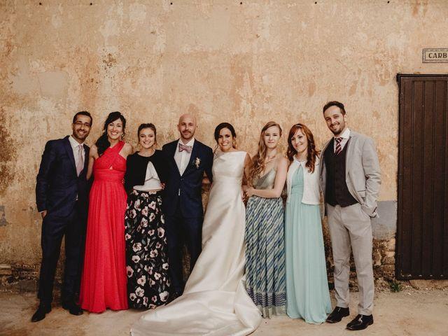 La boda de Javier y Maite en Otero De Herreros, Segovia 106