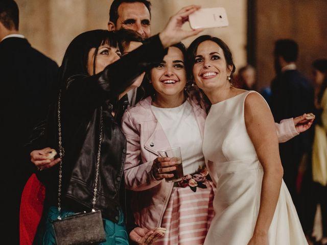 La boda de Javier y Maite en Otero De Herreros, Segovia 107