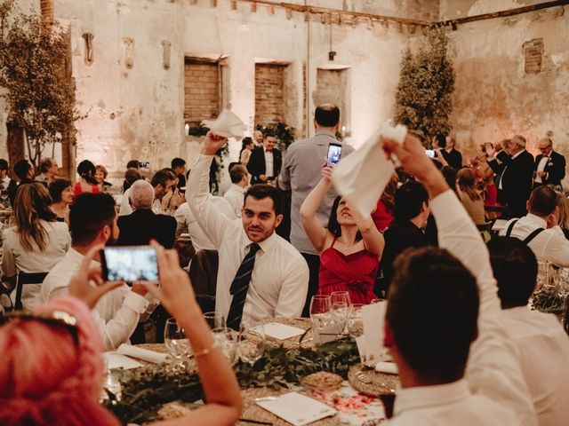 La boda de Javier y Maite en Otero De Herreros, Segovia 108