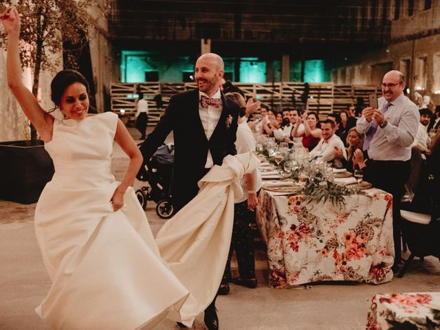 La boda de Javier y Maite en Otero De Herreros, Segovia 109