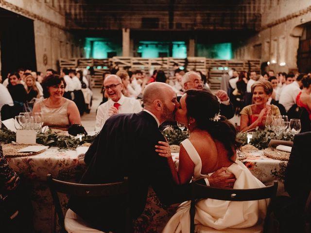 La boda de Javier y Maite en Otero De Herreros, Segovia 110