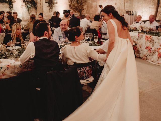 La boda de Javier y Maite en Otero De Herreros, Segovia 112