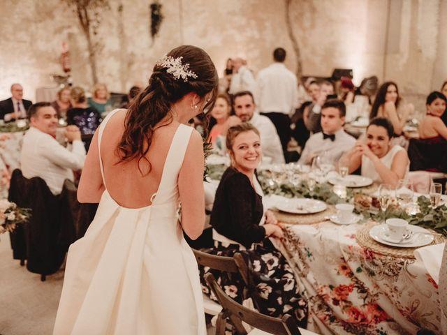 La boda de Javier y Maite en Otero De Herreros, Segovia 117