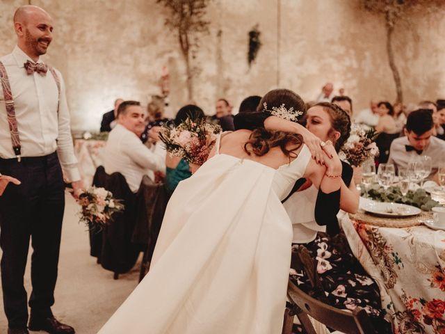 La boda de Javier y Maite en Otero De Herreros, Segovia 118