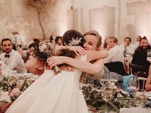 La boda de Javier y Maite en Otero De Herreros, Segovia 119