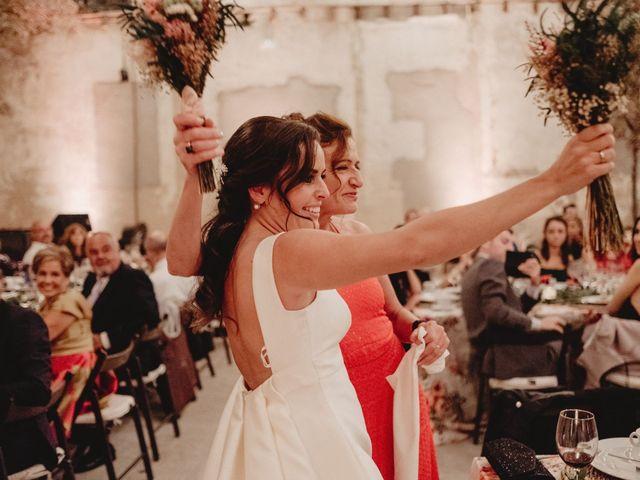 La boda de Javier y Maite en Otero De Herreros, Segovia 120