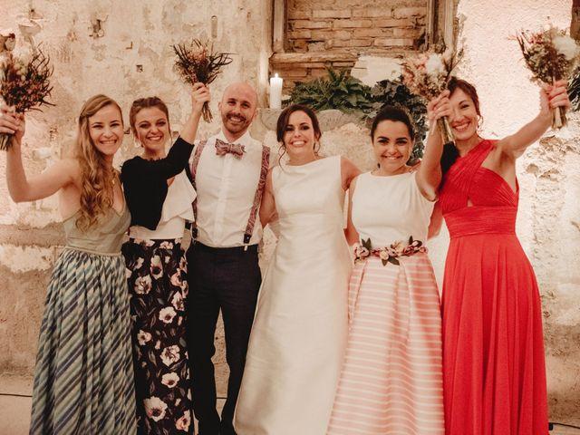 La boda de Javier y Maite en Otero De Herreros, Segovia 121