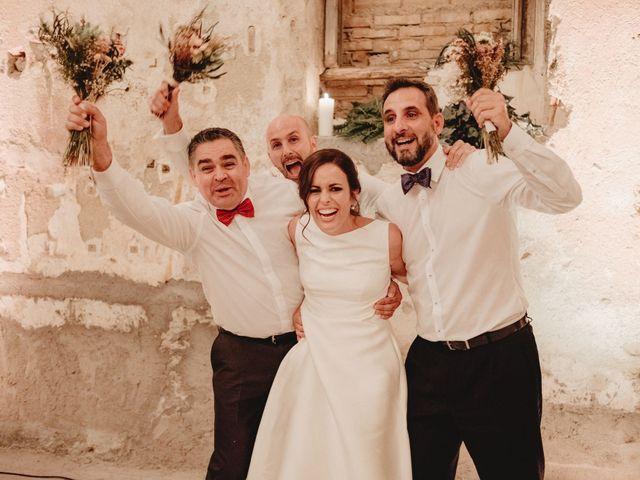 La boda de Javier y Maite en Otero De Herreros, Segovia 122