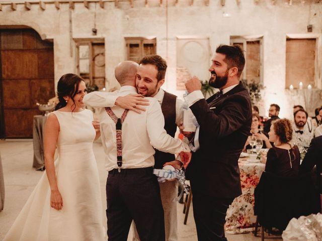 La boda de Javier y Maite en Otero De Herreros, Segovia 123