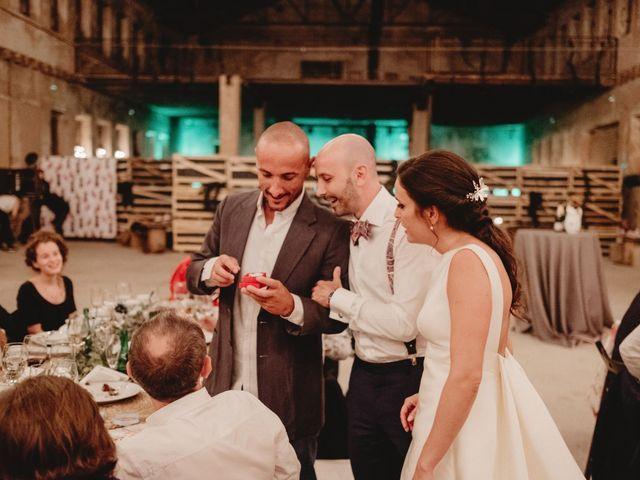 La boda de Javier y Maite en Otero De Herreros, Segovia 125