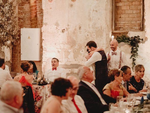 La boda de Javier y Maite en Otero De Herreros, Segovia 126