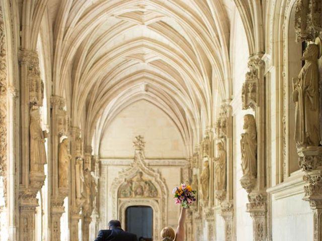 La boda de Luis Martín Romeral   y Marina Di Vito en Toledo, Toledo 3