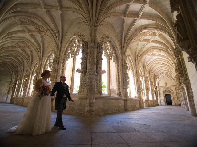 La boda de Luis Martín Romeral   y Marina Di Vito en Toledo, Toledo 11