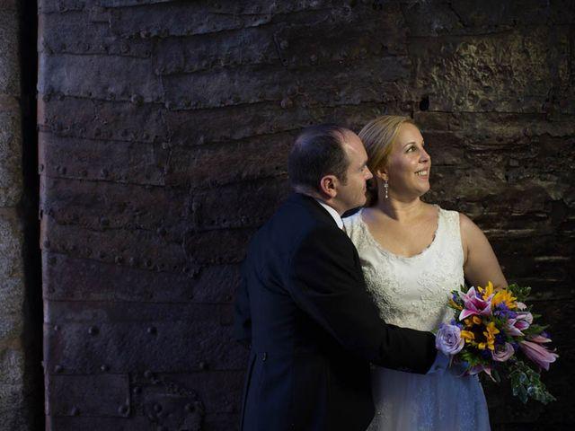 La boda de Luis Martín Romeral   y Marina Di Vito en Toledo, Toledo 13
