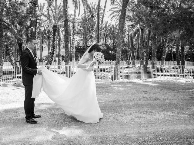 La boda de Yonut y Carmen Elena en Elx/elche, Alicante 63