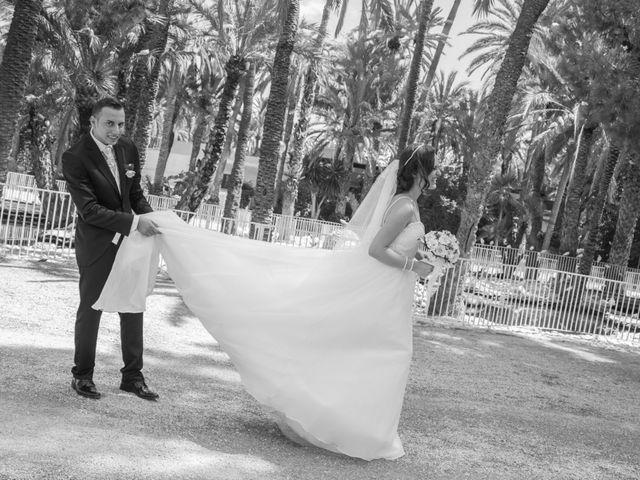 La boda de Yonut y Carmen Elena en Elx/elche, Alicante 64