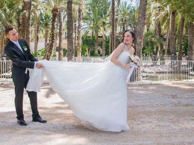 La boda de Yonut y Carmen Elena en Elx/elche, Alicante 65