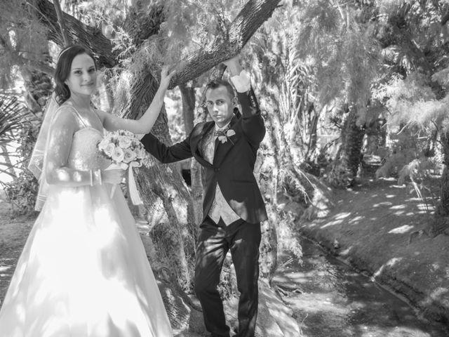 La boda de Yonut y Carmen Elena en Elx/elche, Alicante 66