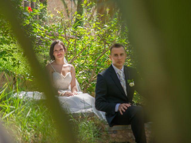 La boda de Yonut y Carmen Elena en Elx/elche, Alicante 81