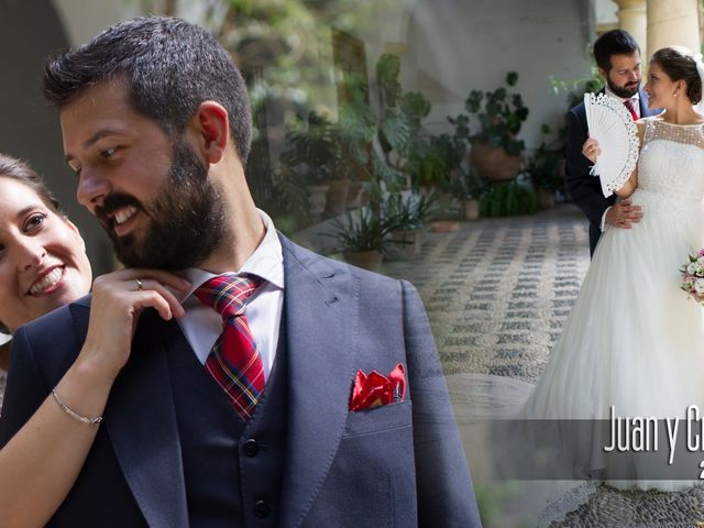 La boda de Juan y Cristina en Córdoba, Córdoba 1