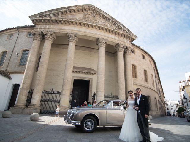 La boda de Juan y Cristina en Córdoba, Córdoba 18