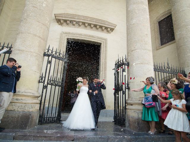 La boda de Juan y Cristina en Córdoba, Córdoba 28